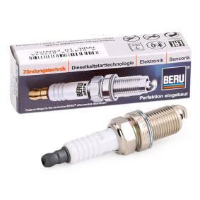 Spark Plug Electrode Gap: 0,8mm with OEM Number 003 159 6703