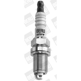 BERU Spark Plug Z63 with OEM Number 0031596003