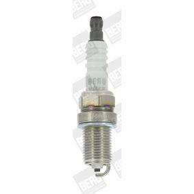 BERU Vela de ignição Z63 com códigos OEM 0031596003