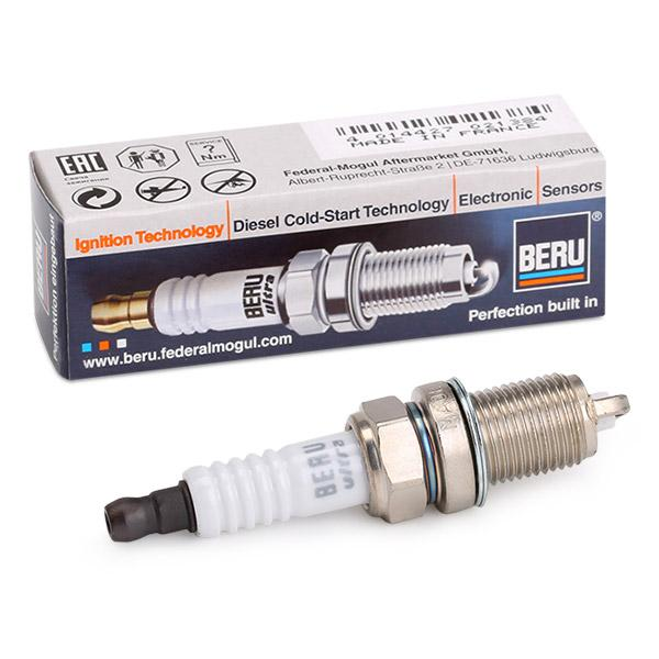 Spark Plug Z14 BERU 14F7LDUR4 original quality