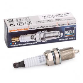 Запалителна свещ разст. м-ду електродите: 0,9мм, мярка на резбата: M14x1,25 с ОЕМ-номер 7700500168