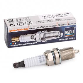 Запалителна свещ разст. м-ду електродите: 0,9мм, мярка на резбата: M14x1,25 с ОЕМ-номер 58 96 17 7