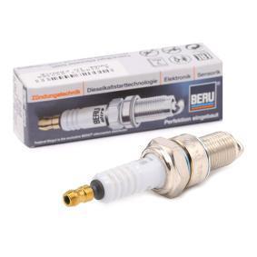 Запалителна свещ разст. м-ду електродите: 0,7мм, мярка на резбата: M14x1,25 с ОЕМ-номер 101000002AC