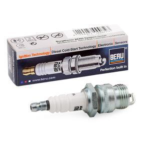 Spark Plug Electrode Gap: 0,7mm with OEM Number 1 120 818