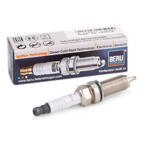 Spark Plug Electrode Gap: 0,9mm with OEM Number 22 40 187 60R