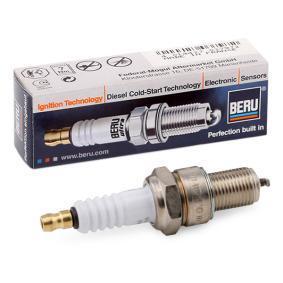 Spark Plug Electrode Gap: 0,8mm with OEM Number 12.141.49