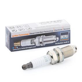 Запалителна свещ разст. м-ду електродите: 1мм, мярка на резбата: M14x1,25 с ОЕМ-номер EC 229 626