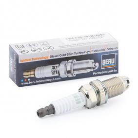 Spark Plug Electrode Gap: 1mm, Thread Size: M14x1,25 with OEM Number 91 95 109