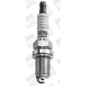 BERU Vela de ignição Z238 com códigos OEM 101000060AA