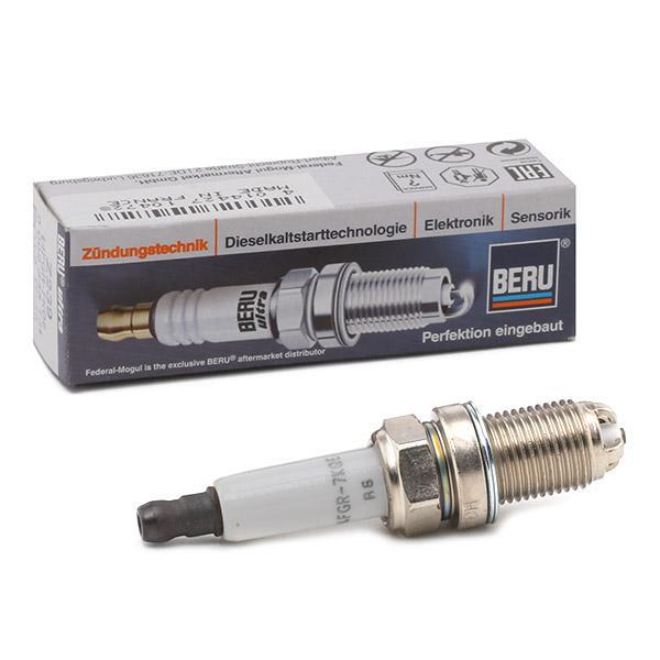 Spark Plug Z239 BERU 14FGR7KQE original quality