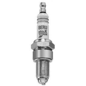 BERU Zündkerze 0002335607 für AUDI 100 (44, 44Q, C3) 1.8 ab Baujahr 02.1986, 88 PS