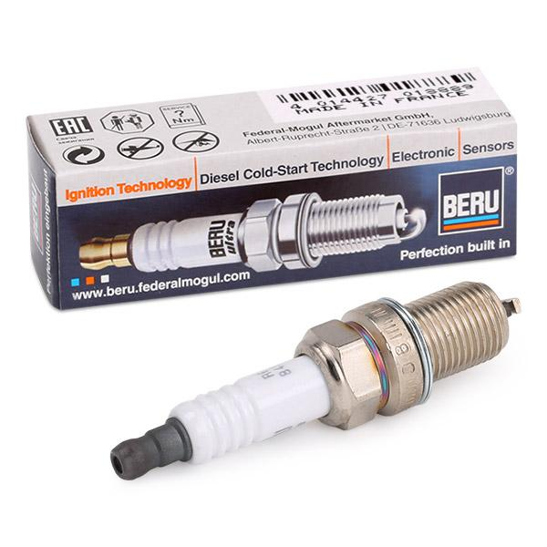 Spark Plug Z15 BERU 14FR7DU original quality