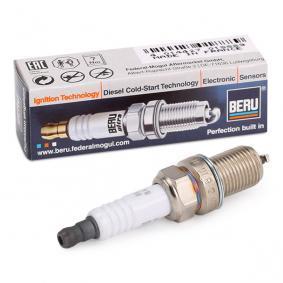 Запалителна свещ разст. м-ду електродите: 0,8мм, мярка на резбата: M14x1,25 с ОЕМ-номер 224018651R