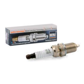 Запалителна свещ разст. м-ду електродите: 1,1мм, мярка на резбата: M14x1,25 с ОЕМ-номер BP 04 18110
