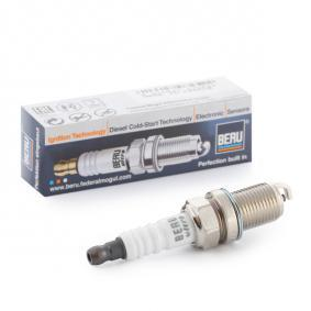 Запалителна свещ разст. м-ду електродите: 0,9мм, мярка на резбата: M14x1,25 с ОЕМ-номер 5962-6K