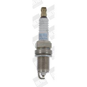 BERU Vela de ignição Z151 com códigos OEM 22401AA310