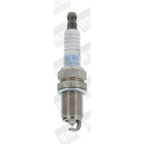 Spark Plug Electrode Gap: 1mm, Thread Size: M14x1,25 with OEM Number MS851502