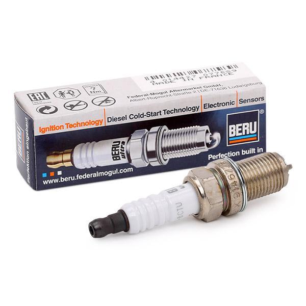 Spark Plug Z204 BERU 14FGR8CTU original quality
