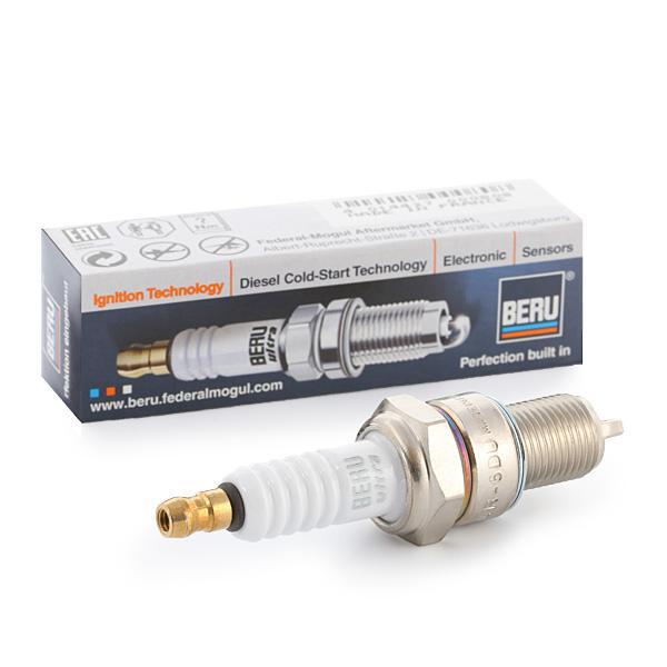 Spark Plug Z27 BERU 14R6DU original quality