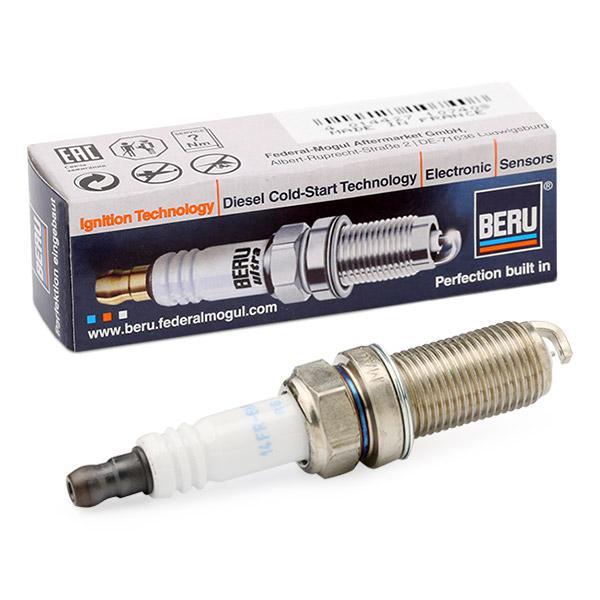 Запалителна свещ BERU Z226 експертни познания