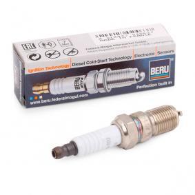 Spark Plug Electrode Gap: 0,7mm, Thread Size: M14x1,25 with OEM Number 1012639