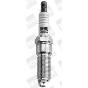 Spark Plug Electrode Gap: 1mm, Thread Size: M14x1,25 with OEM Number 6 726 180