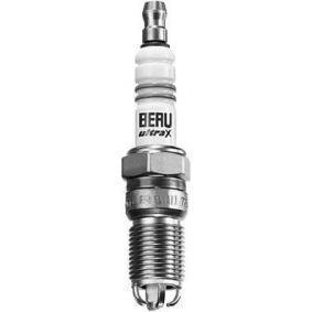 BERU ULTRA X UXK56 Zündkerze Gewindemaß: M14x1,25