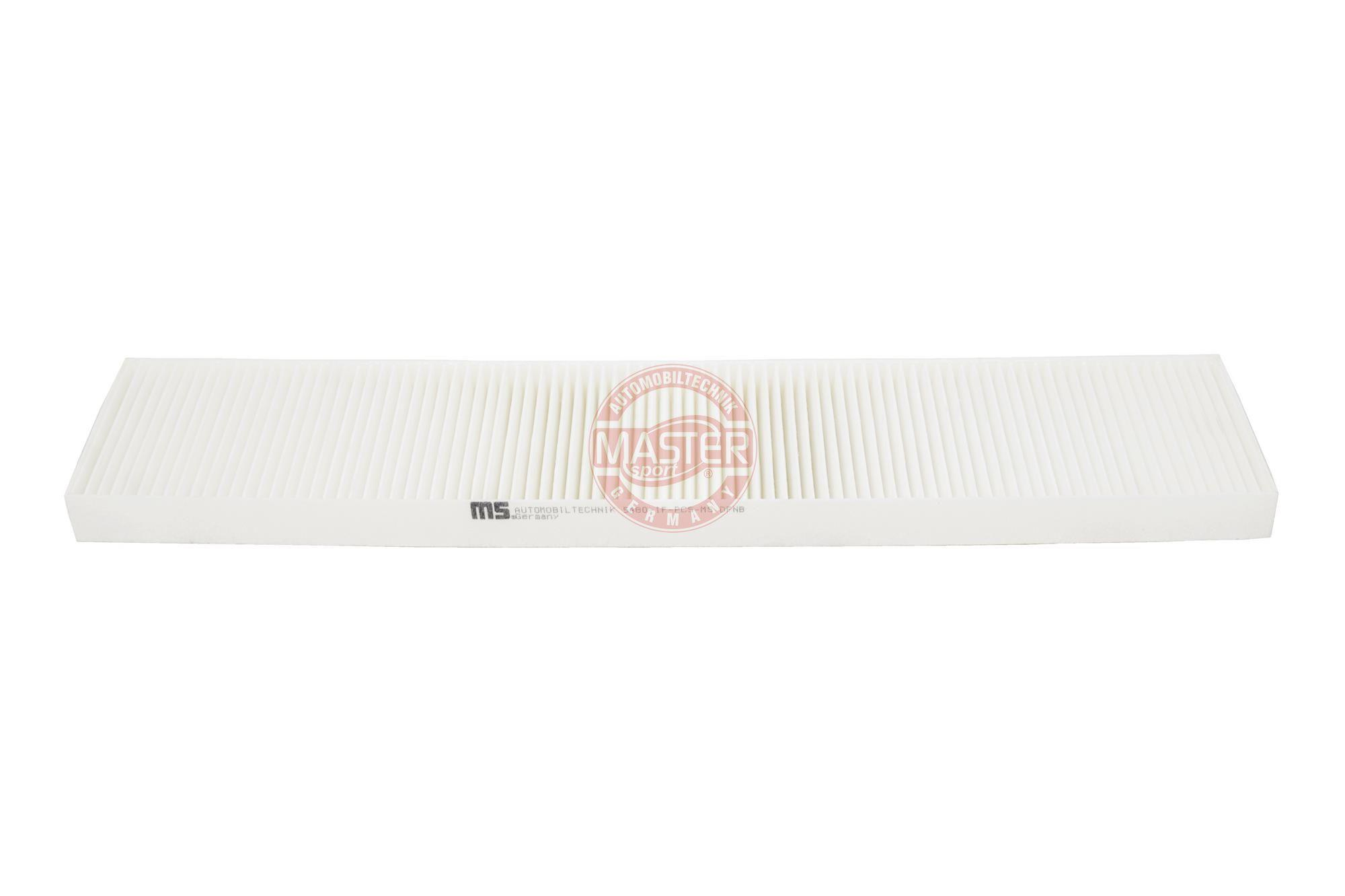 Innenraumfilter 5480-IF-PCS-MS MASTER-SPORT 420054800 in Original Qualität