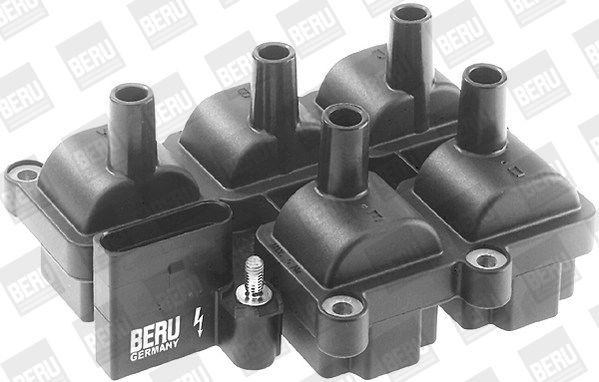Запалителна бобина BERU ZS037 експертни познания