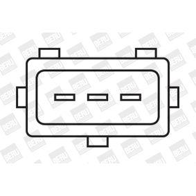 Zündspule Pol-Anzahl: 3-polig, Anschlussanzahl: 2 mit OEM-Nummer 77 00 872 693