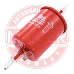 Kraftstofffilter 55/3-KF-PCS-MS EPICA (KL1_) 2.5 Bj 2009