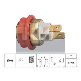 Термошалтер, вентилатор на радиатора 550 093 800 (XS) 2.0 I/SI Г.П. 1999