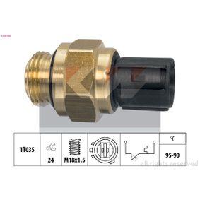 Термошалтер, вентилатор на радиатора 550 196 Jazz 2 (GD_, GE3, GE2) 1.2 i-DSI (GD5, GE2) Г.П. 2008