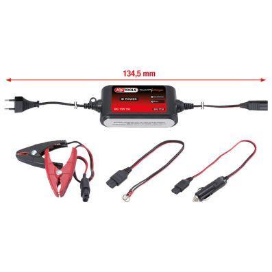 Chargeur de batterie KS TOOLS 550.1730 connaissances d'experts