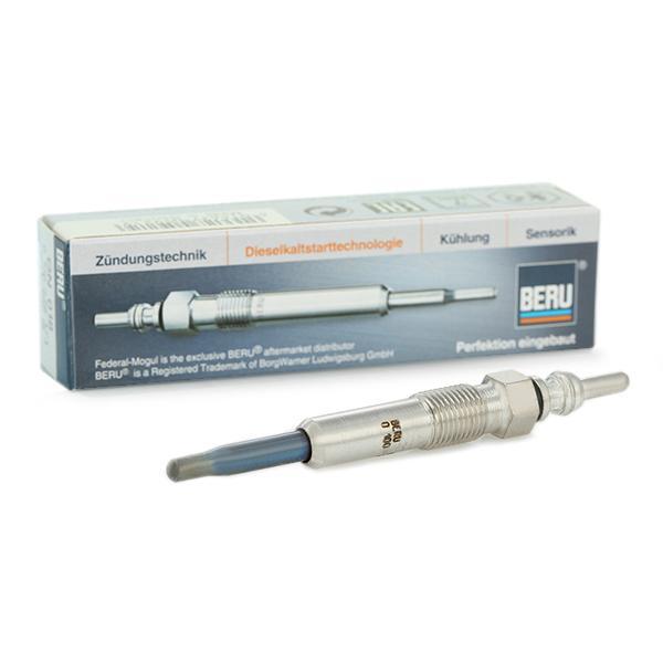 Glow Plugs GN018 BERU 0100226373 original quality