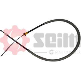Seilzug, Feststellbremse 554408 TWINGO 2 (CN0) 1.2 16V Bj 2012