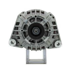 Lichtmaschine Rippenanzahl: 6 mit OEM-Nummer A011 154 84 02