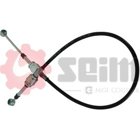 Cable, manual transmission 555258 PUNTO (188) 1.2 16V 80 MY 2002