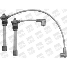 Ignition Cable Kit ZEF1201 PUNTO (188) 1.2 16V 80 MY 2004