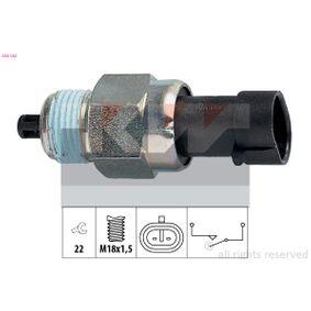 Switch, reverse light 560 142 PUNTO (188) 1.2 16V 80 MY 2002