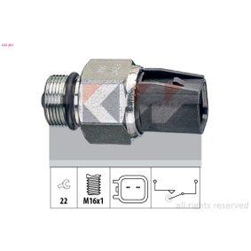 Switch, reverse light 560 267 FIESTA 6 1.6 ST200 MY 2019