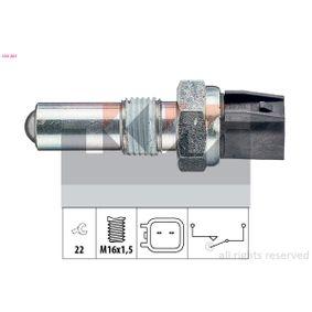 Switch, reverse light 560 283 FIESTA 6 1.6 Ti MY 2021