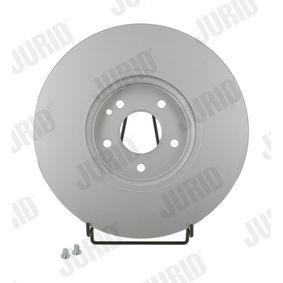 Bremsscheibe Bremsscheibendicke: 32mm, Lochanzahl: 5, Ø: 330mm mit OEM-Nummer 2104212312