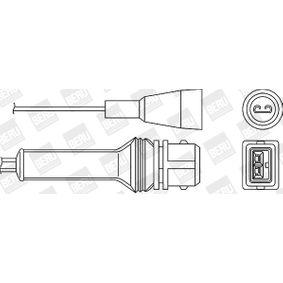 BERU Lambdasonde 0824010039 für AUDI 80 Avant (8C, B4) 2.0 E 16V ab Baujahr 02.1993, 140 PS