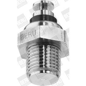 BERU Kühlmitteltemperatur-Sensor 0824121102 für AUDI 100 (44, 44Q, C3) 1.8 ab Baujahr 02.1986, 88 PS