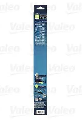 Windshield Wiper VALEO 578561 expert knowledge