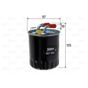 Fuel filter Article № 587552 £ 140,00