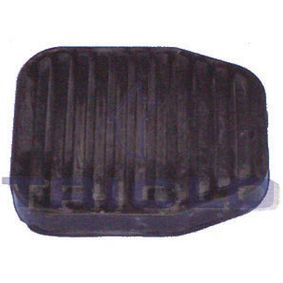 Brake Pedal Pad Length: 75mm, Width: 60mm with OEM Number 35211108634
