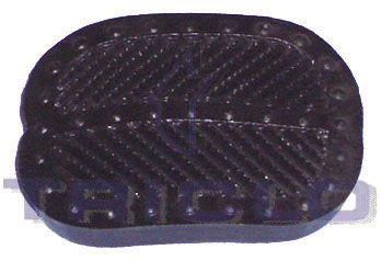 TRICLO  594581 Brake Pedal Pad Length: 65mm, Width: 52mm