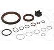 Crankcase gasket set HONDA CIVIC 8 Hatchback (FN, FK) 2015 year 9970828 ELRING with crankshaft seal